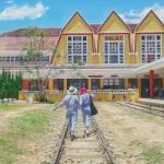 Giải mã sức hút nhà ga xe lửa Đà Lạt: Sở hữu kiến trúc cổ, độc lạ khiến giới trẻ mê mệt