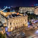 Nhà Hát Lớn Hà Nội - công trình kiến trúc độc đáo và duy nhất ở Đông Nam Á