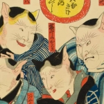 Loài mèo: Ác quỷ đáng sợ trong văn hóa dân gian Nhật Bản