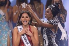 Chân dung Hoa hậu Hoàn vũ thế giới Miss Universe 2020 đến từ Mexico Andrea Meza