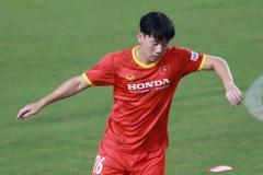 Chân dung 'ẩn số' Trần Minh Vương - cầu thủ ghi bàn thứ 2 trong trận đấu Việt Nam vs UAE