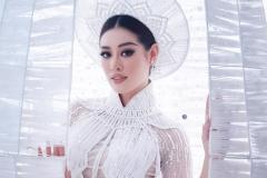 Hoa hậu Khánh Vân lần đầu kể chuyện hậu trường mặc thử  'Kén Em'
