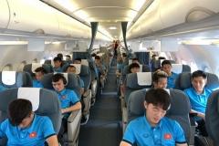 Đội tuyển Việt Nam sẽ cách ly ở đâu sau khi về nước?