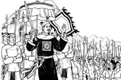 Ba anh em họ Đinh phò tá Lê Lợi từ ngày dựng cờ khởi nghĩa đến khi toàn thắng là ai?
