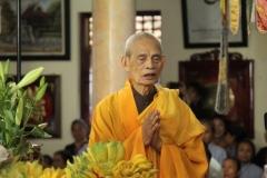 Đại lão Hòa thượng Thích Phổ Tuệ viên tịch, trụ thế 105 năm