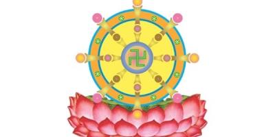 Bánh xe luân hồi là gì và ý nghĩa hình tượng bánh xe luân hồi trong Phật giáo