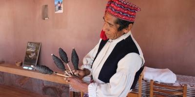 Ghé thăm hòn đảo Taquile (Peru): Nơi đàn ông càng giỏi đan lát càng dễ lấy vợ