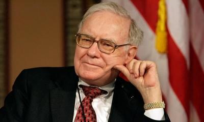 5 danh mục đáng đầu tư nhất theo Warren Buffett: 'Đầu tư vào bản thân càng nhiều càng tốt'